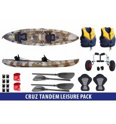 Cruz Tandem Leisure Kajak Pack