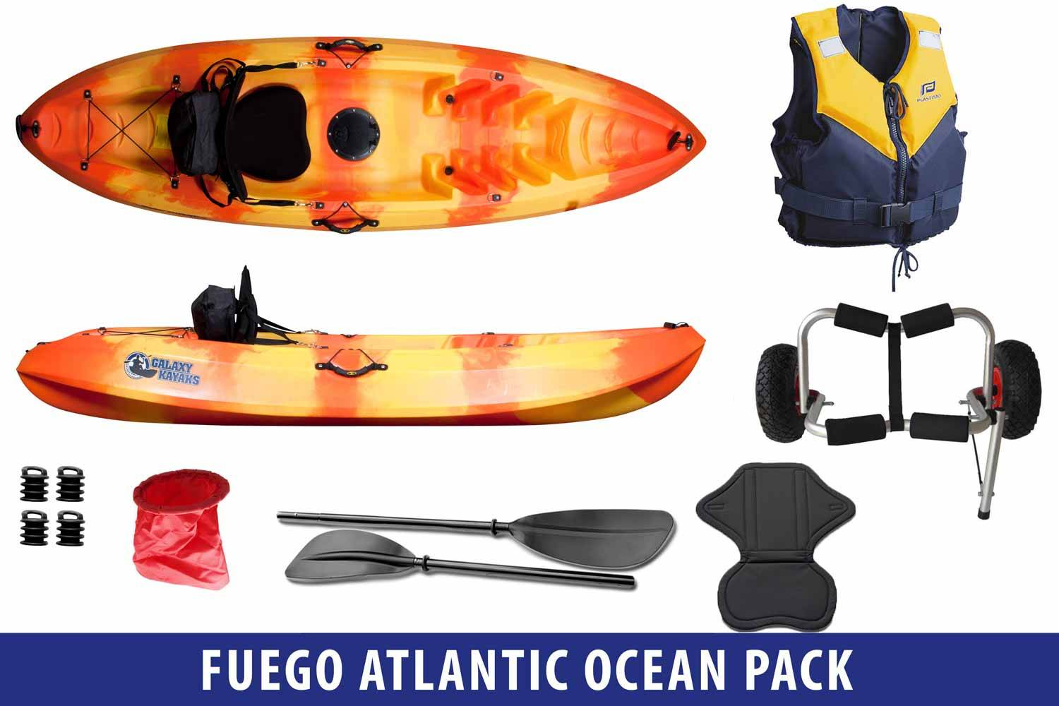 Fuego Atlantic Ocean Pack