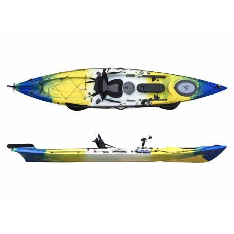 Alboran Fiskekajak - Galaxy Kayaks