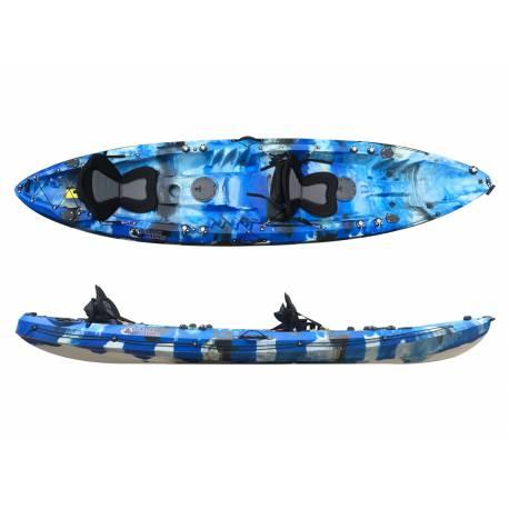 Galaxy Kayaks Cruz Tandem Fritidskajak