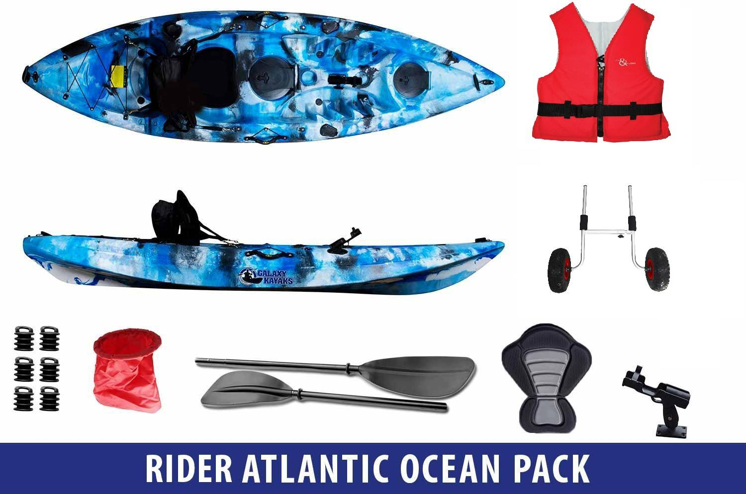 Rider Atlantic Ocean Pack